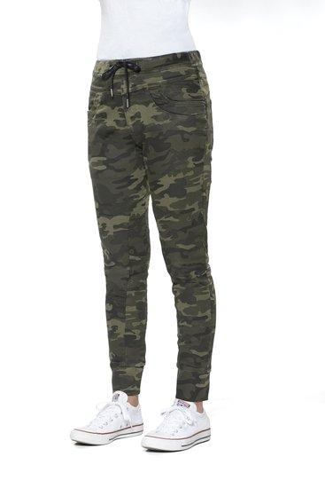 Coj jog jeans Mila dark camo