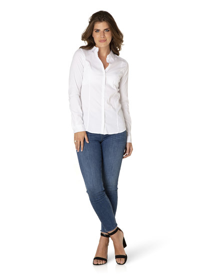 blouse Yada wit