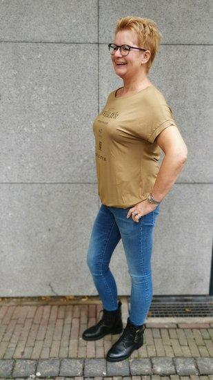 Savinni shirt Atelier Camel
