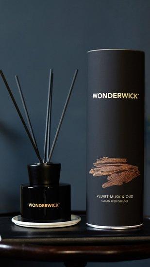 Wonderwick Diffuser Velvet Musk & Oud