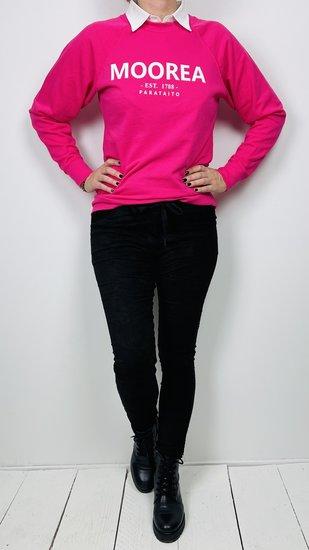 Moorea sweater Fuchsia