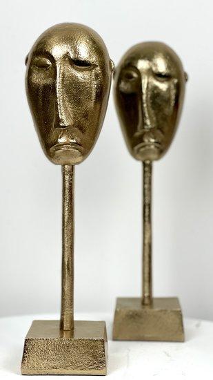 Goud beeld 33CM